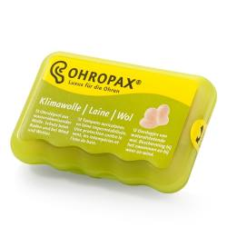 Ohropax climate wol